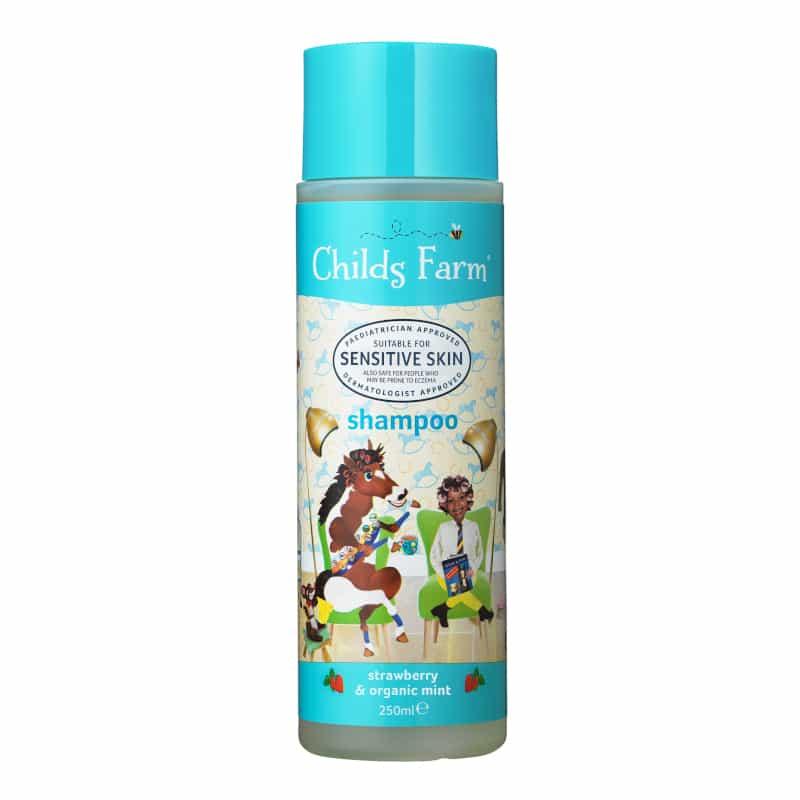 Childs Farm Shampoo Strawberry Amp Organic Mint Childs Farm